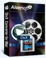 Aiseesoft DivX Converter for Mac
