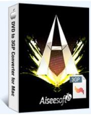Aiseesoft DVD to 3GP Converter for Mac