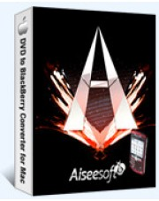 Aiseesoft DVD to BlackBerry Converter for Mac