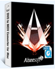 Aiseesoft DVD to MOV Converter for Mac