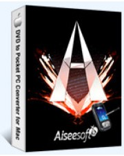 Aiseesoft DVD to Pocket PC Converter for Mac