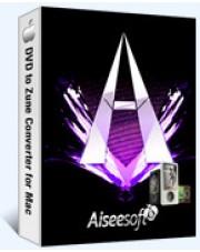 Aiseesoft DVD to Zune Converter for Mac