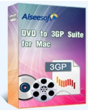Aiseesoft DVD to 3GP Suite for Mac