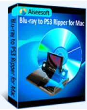 Aiseesoft Blu-ray to PS3 Ripper for Mac