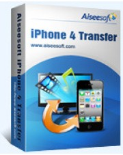 Aiseesoft iPhone 4 Transfer