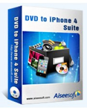 Aiseesoft DVD to iPhone 4 Suite