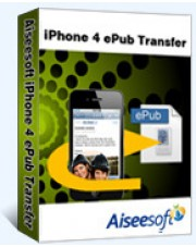 Aiseesoft iPhone 4 ePub Transfer