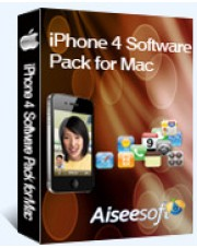 Aiseesoft iPhone 4 Software Pack for Mac
