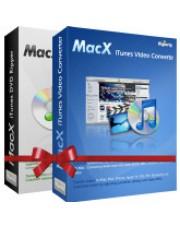 MacX iTunes DVD Video Converter Pack