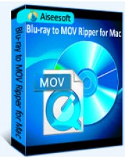 Aiseesoft Blu-ray to MOV Ripper for Mac