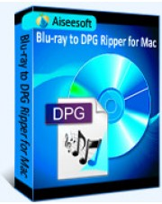 Aiseesoft Blu-ray to DPG Ripper for Mac