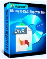 Aiseesoft Blu-ray to Divx Ripper for Mac