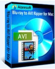 Aiseesoft Blu-ray to AVI Ripper for Mac