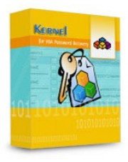 Kernel VBA Password Recovery