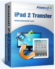 Aiseesoft iPad 2 Transfer