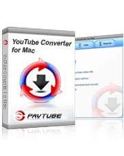 Pavtube YouTube Converter for Mac