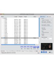 ImTOO DVD to Apple TV Converter for Mac