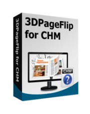 3DPageFlip for CHM