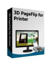 3DPageFlip Printer