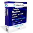 CRE Loaded Google Checkout Level payment module