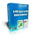 A-PDF Excel to PDF